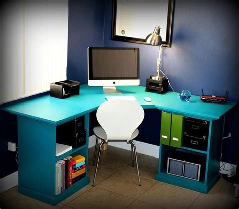 Diy Office Desk Plans 1000 Ideas About Desk Plans On Pinterest Standing Desks Furniture Plans And Computer Desks