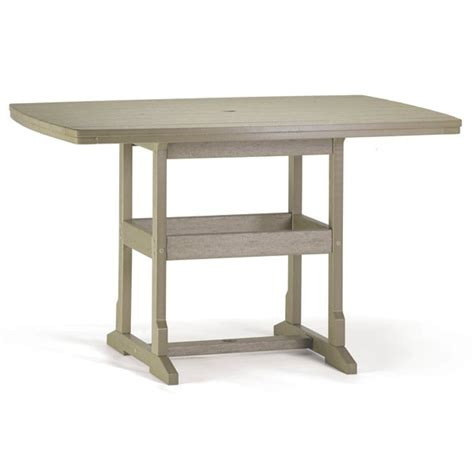 counter table ch 0815 42 quot x 60 quot counter height table