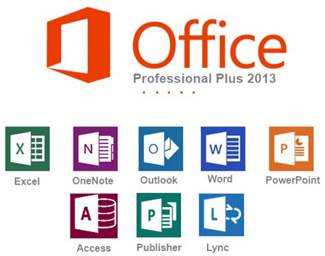 Microsoft Office Professional Plus microsoft office professional plus 2013 32 bit version integrated february 2013
