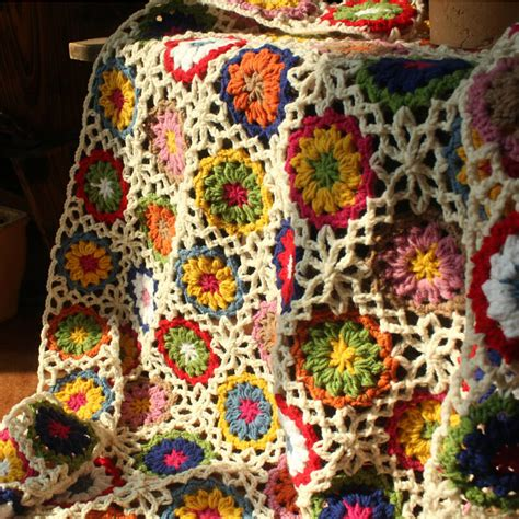 Handmade Crochet Blankets For Sale - aliexpress buy new retro handmade woolen
