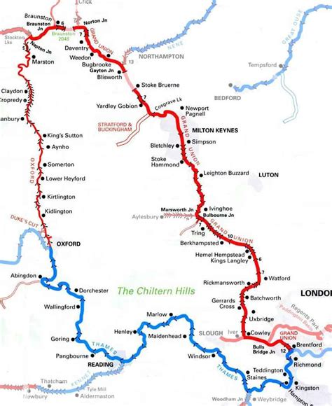 river thames scheme map our 3rd cruise 2006 171 aussies on celtic kiwi