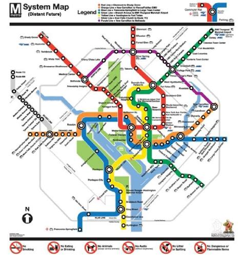 silver line metro map washington dc metro silver line map