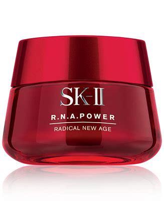 Skincare Treatment Sk Ii R N A Power Radical New Age 100gr Sk001 sk ii r n a power radical new age 2 7 oz skin care macy s