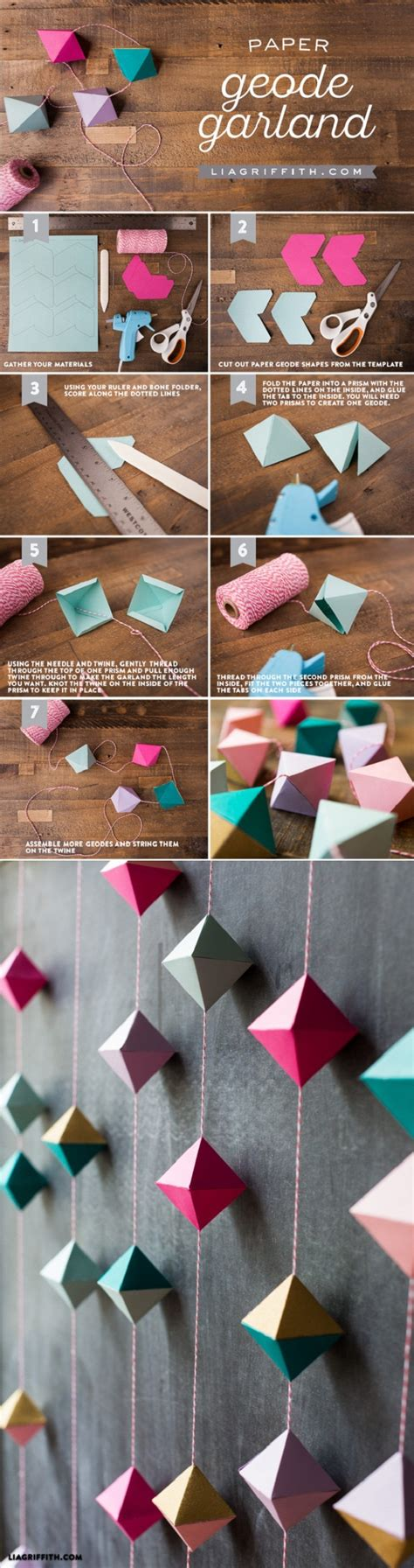 Crafts Made From Paper - 10 easy paper diys to soothe your crafting needs flair