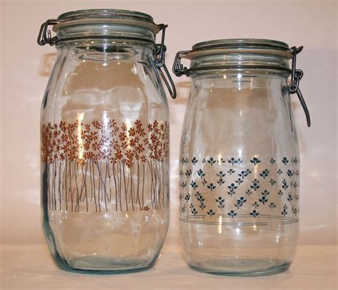 1000 images about hoosier pantry glass jars cannisters