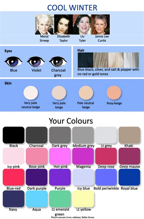 hair colors for winter skin tones hair color and hair care products enriched with natural