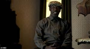michael k williams chalky white boardwalk empire s chalky white gives bitter advice in