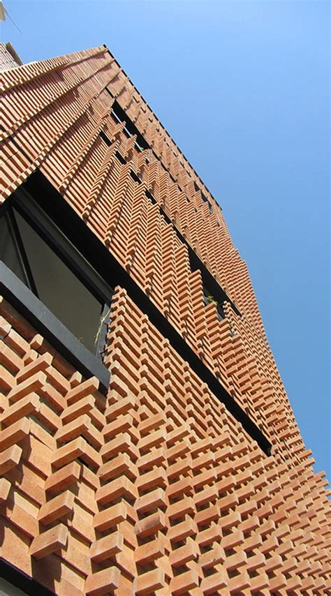 c pattern brick gallery of brick pattern house alireza mashhadmirza 8