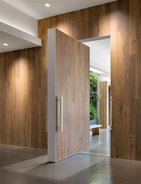 Porte Moderne Interieur by Porte Int 233 Rieure Affleurante 30 Designs Modernes