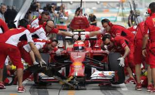 f1 pit formula one pit stops are way faster today than they were