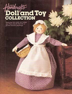 Country Handcrafts - country handcrafts doll and collection book review