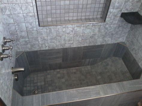 tile bathtubs bath shower tile tub surround and tub faucet with roman