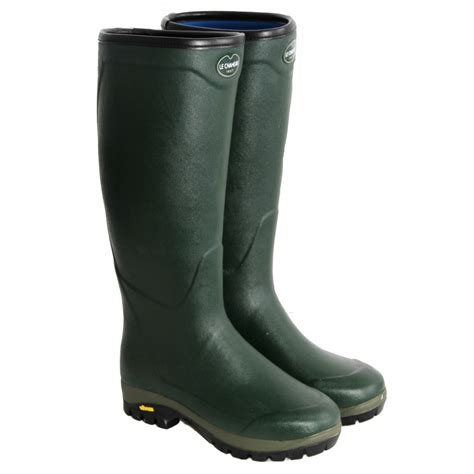 wellington boots country vibram neoprene lined wellington boots country