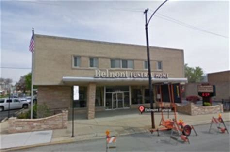 belmont funeral home chicago illinois il funeral