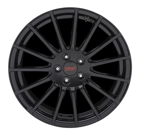 black subaru rims 17 quot wheel sti black alloy subaru 28111ca060 express