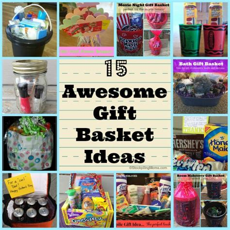 House Warming Gift Ideas 15 awesome gift basket ideas