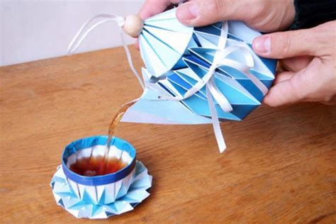 Origami Creations - 6 amazing origami designs 6 surprising origami creations
