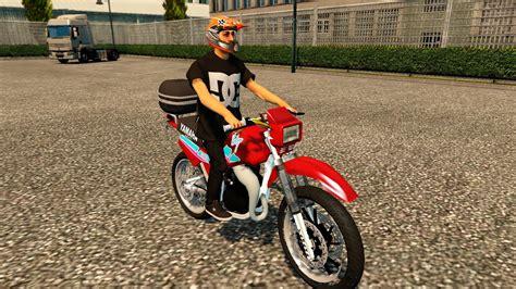 Motorrad Simulator Download by Yamaha Motorcycle Mod V1 0 Ets2 Euro Truck Simulator 2 Mods