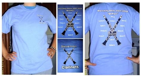 clarinet section shirts clarinet t shirt final by chemicalrejectboys on deviantart