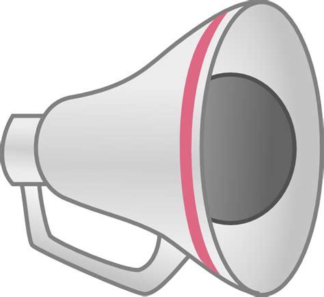 megaphone clipart megaphone clip at clker vector clip