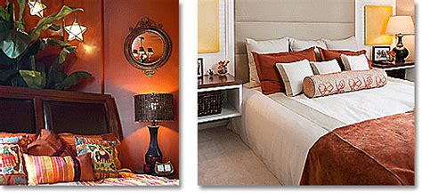 burnt orange bedroom ideas image gallery orange room color palette