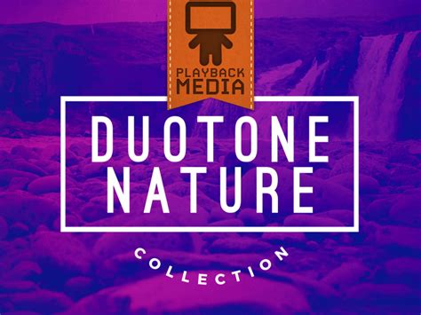 Worship House Media by Duotone Nature Collection Playback Media Worshiphouse