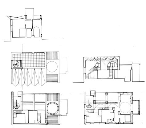 Aga Kitchen Designs fouad riad house design drawing sleeping area plans