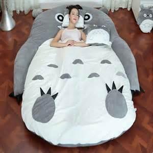 1 7 2 m totoro plush beds kawaii stuffed