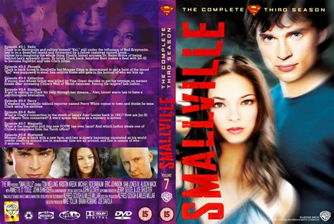 Sale Dvd Smallville Season 3 smallville season 3 1 2 tv dvd scanned covers 10smallville s3 d1 2 r0 cstm dvd covers