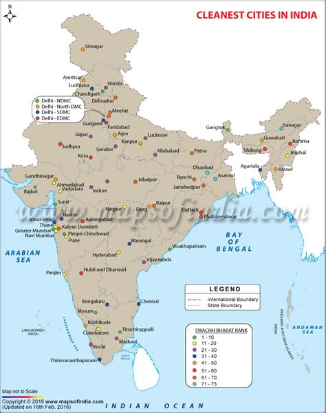 Metro Cities In India Essay by Bharat Map
