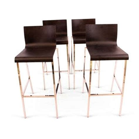 Bar Stools West Palm Beach | set of four vintage padrau bar stools on antique row