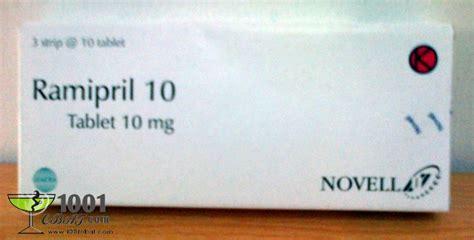 ramipril daftar nama obat dan fungsinya serta harga obat