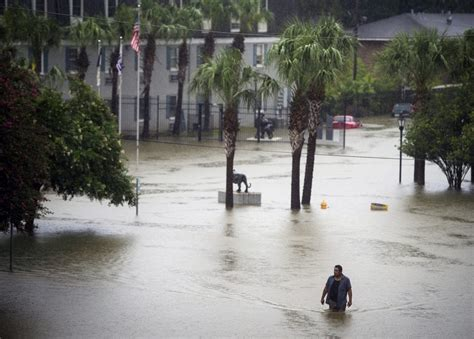 7,000 Rescued as Storms, Flooding Wreak Havoc on Louisiana
