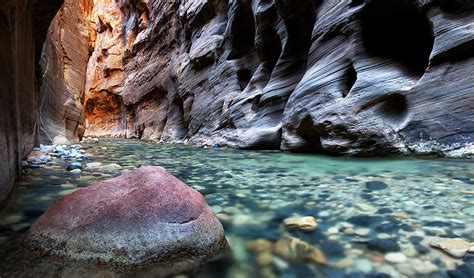 Home Plans Utah Wall Street In Zion Narrows Photograph By Matthew Train