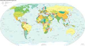 World Map 2015 by Political Map Of The World 2015 Deboomfotografie