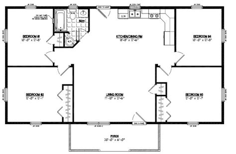Image Images Of 26 X 48 Home Floor Plans Download 26 X 36 House Plans