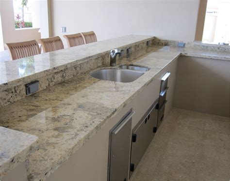 granite bar countertops best granite for less