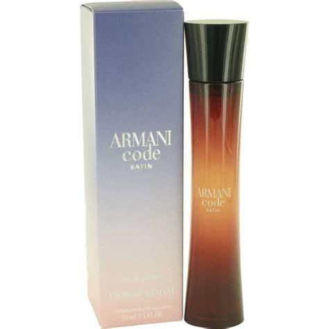 Parfum Original Reject Armani Code 75ml armani code satin perfume for by giorgio armani