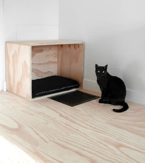 diy cat bed via hindsvik decor8