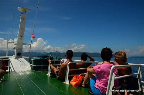 speed boat bali gili gili meno najlepsze miejsce na wakacje dojazd na gili meno