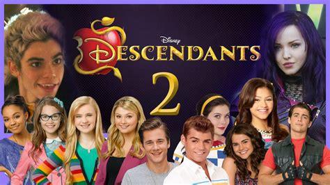 disney films of 2017 descendants 2 auditions by disney channel