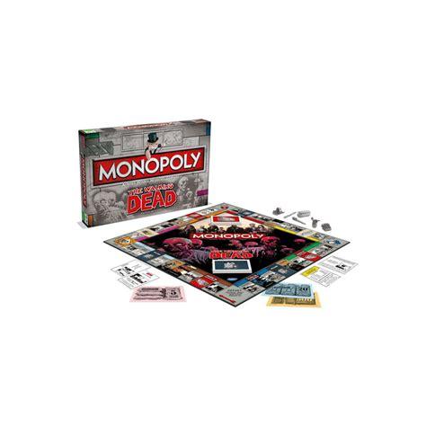 Winning Monopoly Français by Monopoly The Walking Dead Boutique Philibert