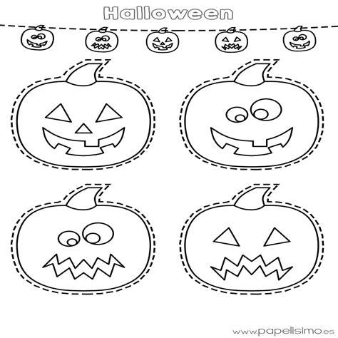 Imagenes Calabazas Halloween Para Imprimir   dibujos para colorear de calabazas de halloween para imprimir