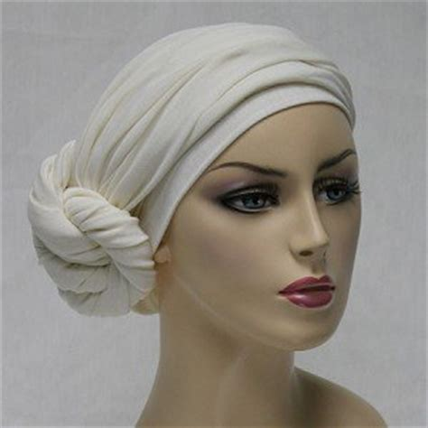 creme wrap chemo hats turbans for from