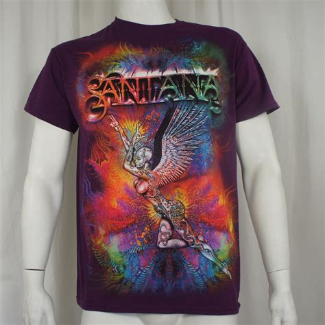 Santana Shirt santana t shirt cosmic merch2rock alternative