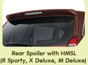 List Bumper Front Grille Ayla Daihatsu All New Xenia Fitur Daihatsu All New Xenia Harga