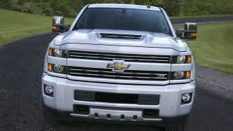 Chevrolet And Gmc Chevrolet And Gmc Slap Scoops On Heavy Duty Trucks