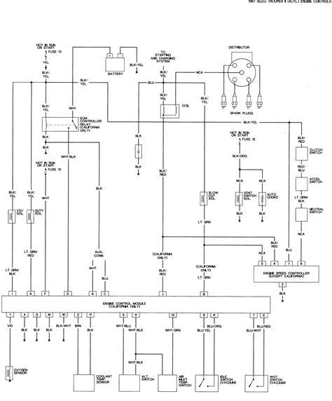 91 geo tracker stereo wiring diagram 91 get free image