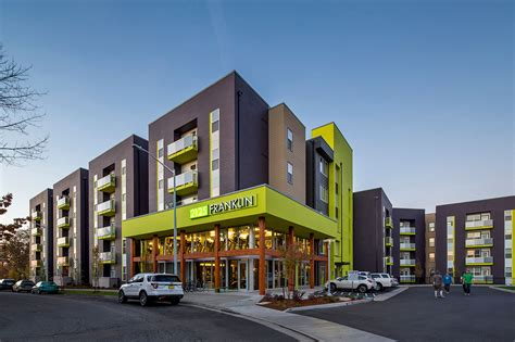 Apartments In Eugene Oregon Near Uo Residences At Garden Avenue 65m Student Housing Complex