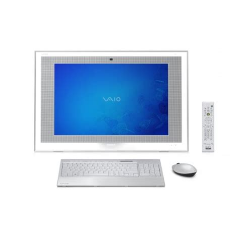 desktop computer sony vaio vgc lt32e 22 inch pc/tv all in one